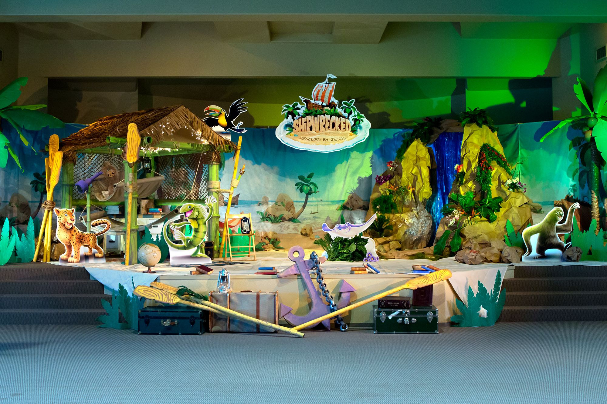 Shipwrecked Free Resources   VBS 2018   Pinterest   Free ...