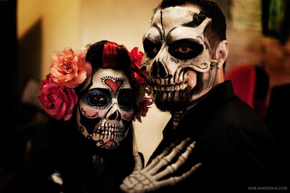 dia de los muertos festival, los angeles (2010)