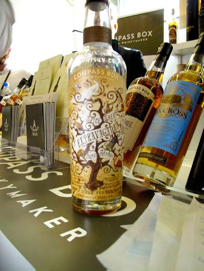 Compass Box -The Spice Tree-Whisky exchange 2016
