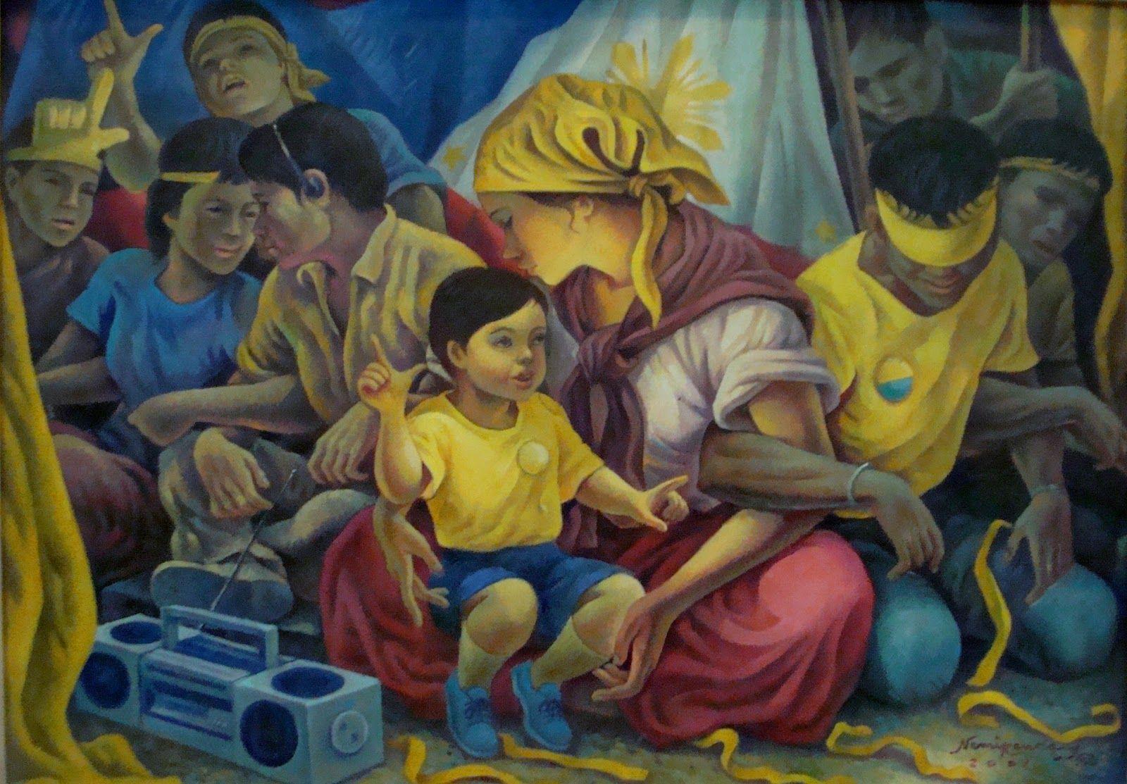 Posts About Philippine Visual Arts On Angono Dream News Online Philippine Art Filipino Art Art
