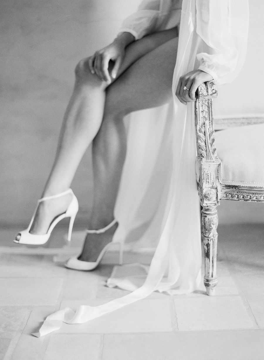 A Simple Yet Chic Bridal Boudoir Session (With images
