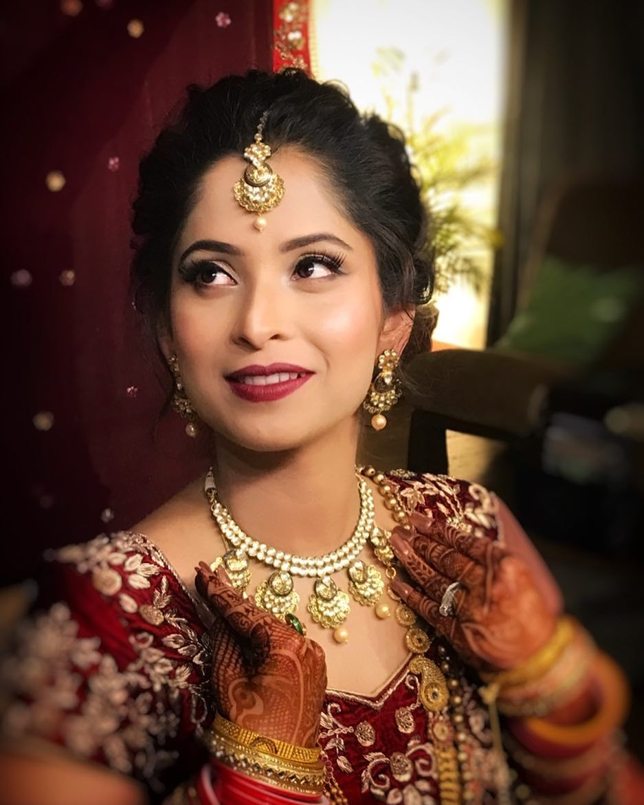 Current Crush this super pretty Bride! Best bridal