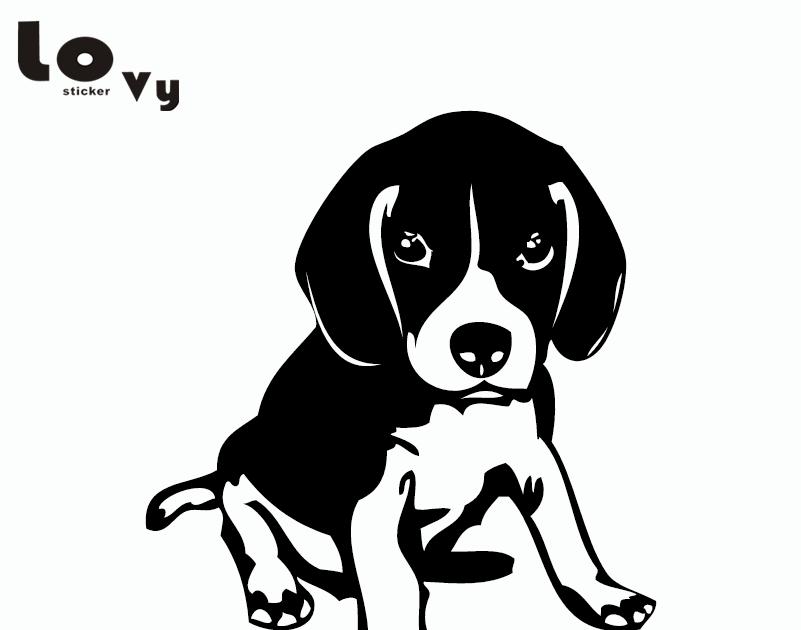 Terbaru 30 Gambar Kartun Hewan Peliharaan Us 1 2 Labrador Siluet Mobil Stiker Lucu Kartun Hewan Peliharaan Anjing Vinyl Kartun Gambar Kartun Hewan Peliharaan