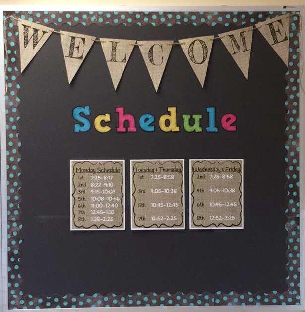 Open House Bundle Burlap Chalkboard Editable In Google Slides Rustic Classroom Decor Classroom Decor Classroom Decor Middle
