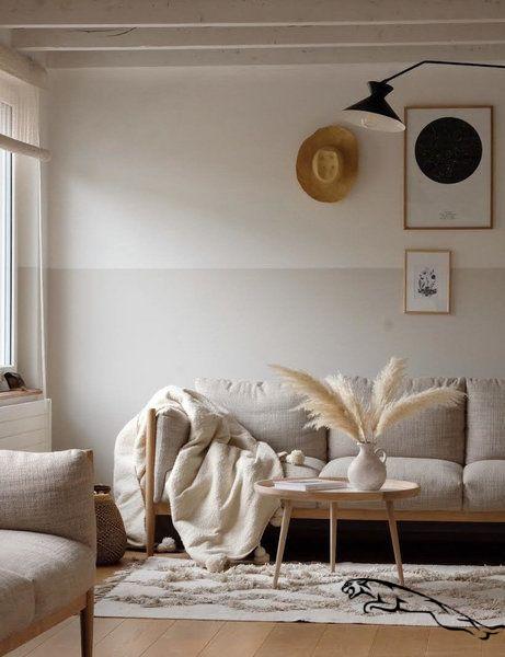 Trend Wandfarbe Ist Beige Das Neue Weiss Trend Wandfarbe Ist Beige Das Neue Weiss Solebich De Schlafzimm In 2020 Living Room Decor Apartment Beige Interior Room