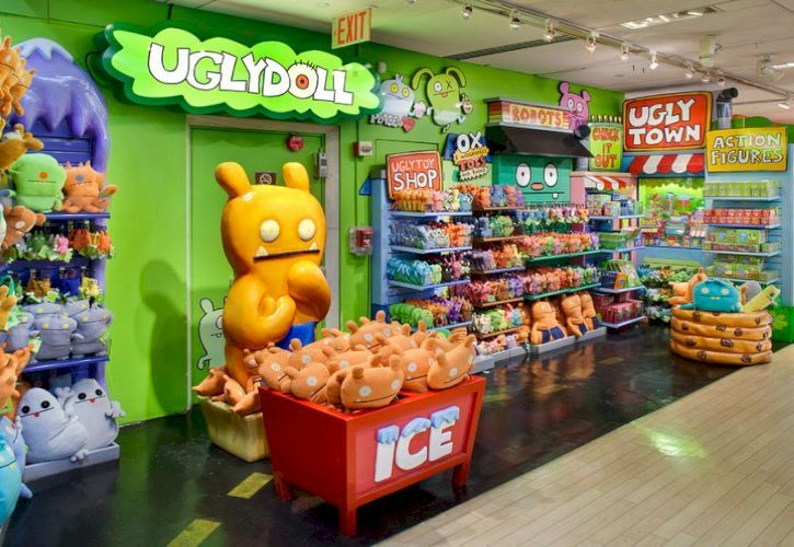 Top 10 Coolest Toy Stores In The Usa Things To Do In America Toy