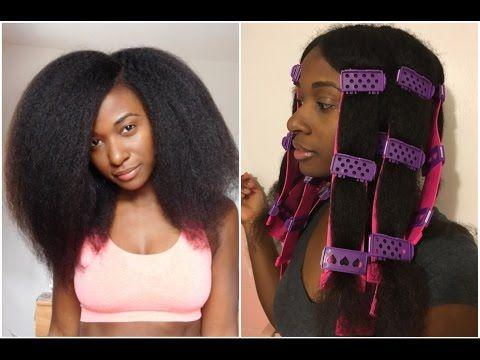 CWK SSS Spiral Plates   Natural Hair   ItsMeBFairley - YouTube ...