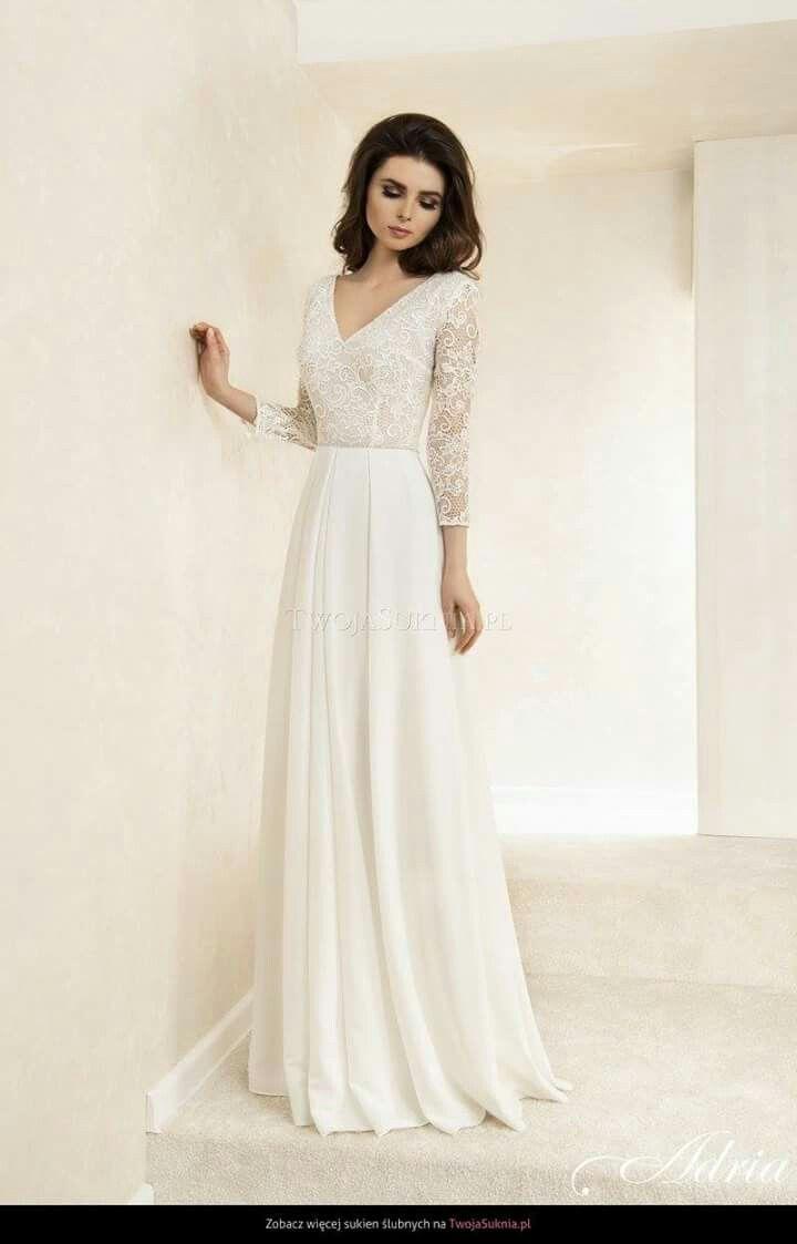 Pin von Fanny auf Hochzeit | Pinterest | Hochzeitskleider ...