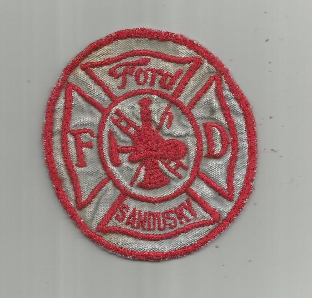Department Of Motor Vehicles Huntington Ny: RARE!! 1950's FORD MOTOR COMPANY PLANT FACTORY FIRE