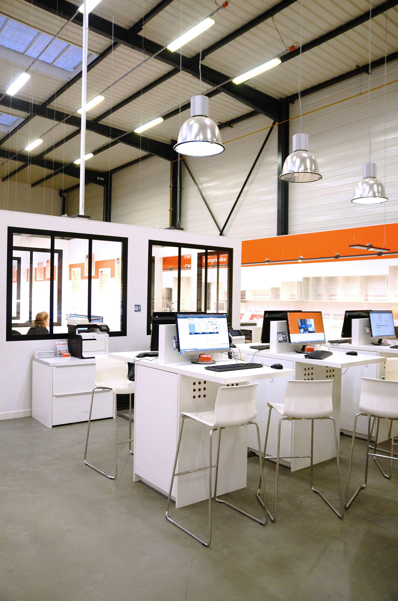 Meuble De Cuisine Salle De Bains Rangement Showroom