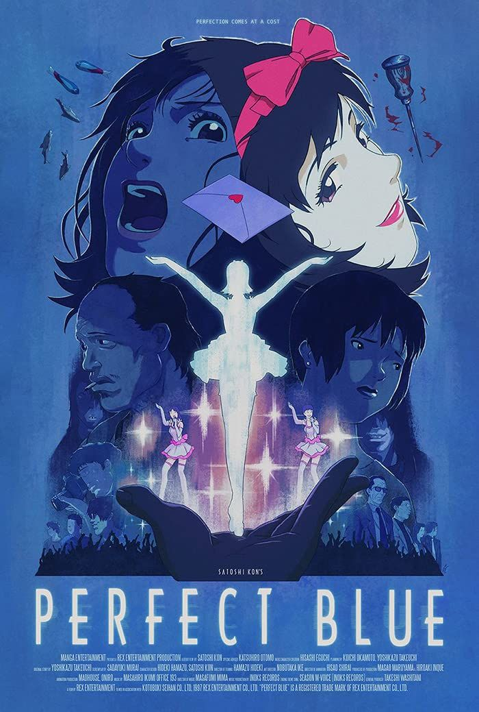 Photo of Perfect Blue (1997)