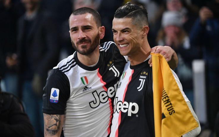 Calcio, Serie A Triplo Ronaldo, Juventus scintillante