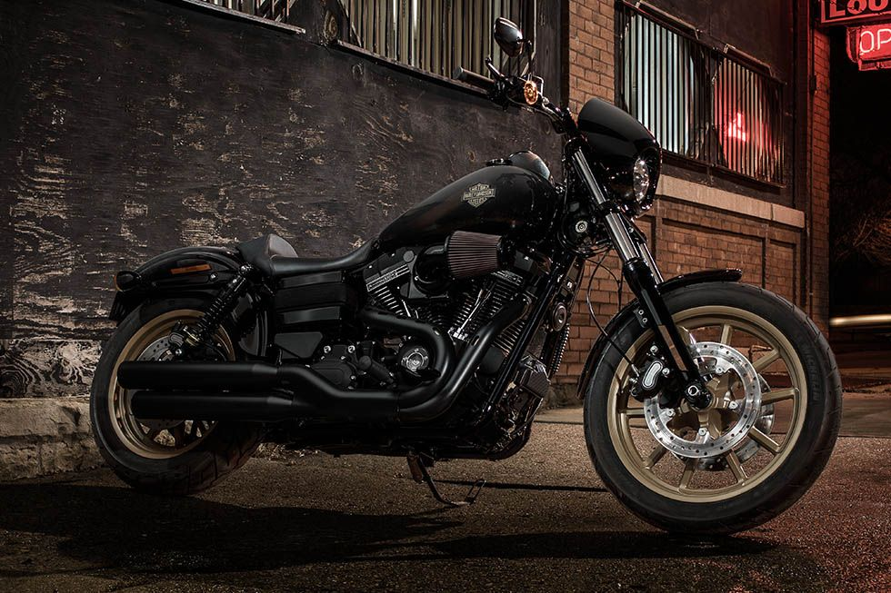Let Your Eyes Take A Run Over The 2017 Harley DavidsonR Low RiderR S In This Photo Gallery
