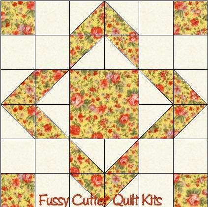 Подборка блоков для любительниц пэчворка от Fussy Cutter Quilt ... : easy 12 inch quilt blocks - Adamdwight.com