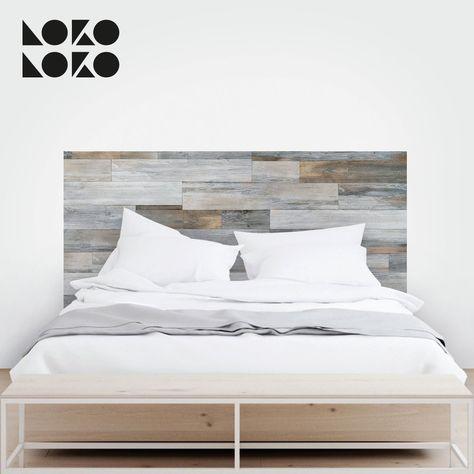 Vinilos de texturas naturales para tus muebles. | Camas de ...
