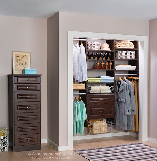 Great Shallow Closet Solutions