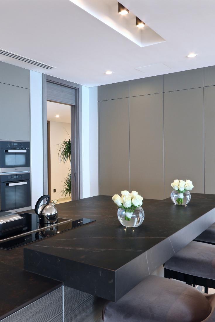 Dekton Kelya Natural Collection dekton - kelya in 2020 | kitchen bar design, interior design