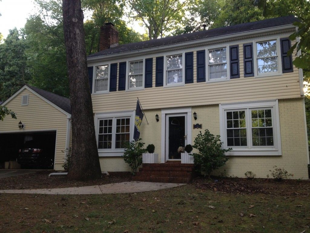 Ranch Style Homes Exterior Remodel Siding Colors