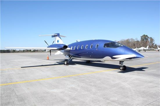 aircraft for sale - piaggio avanti p180, price reduced, turnkey