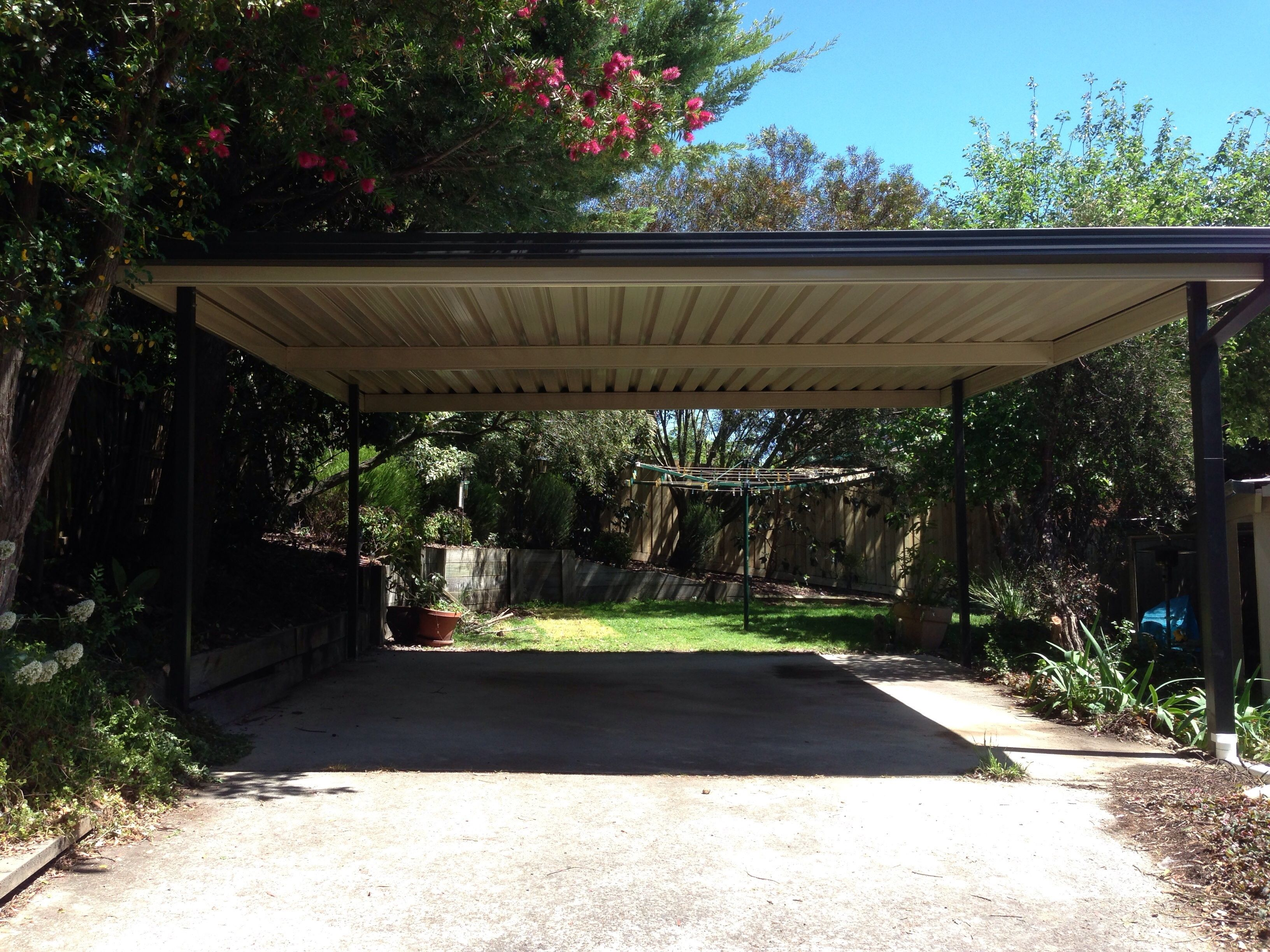 Best carport design melbourne, lots of benefits cover by