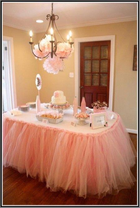 Pinterest baby shower ideas for a girl