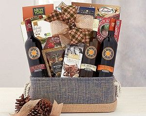A Day in Naples: Wine Gift Basket