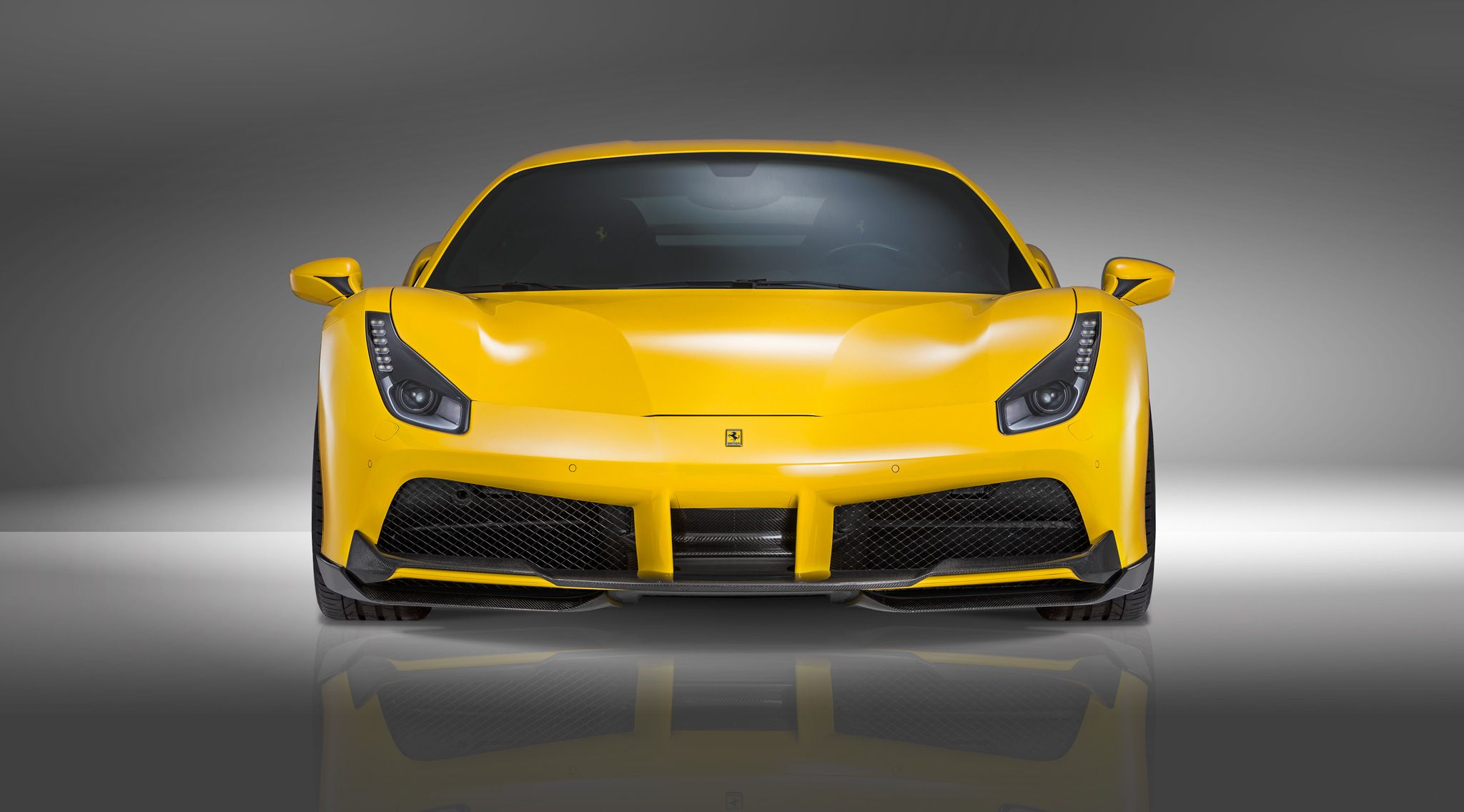 German tuning company novitec rosso pampered the ferrari 488 gtb with some goodies and the result