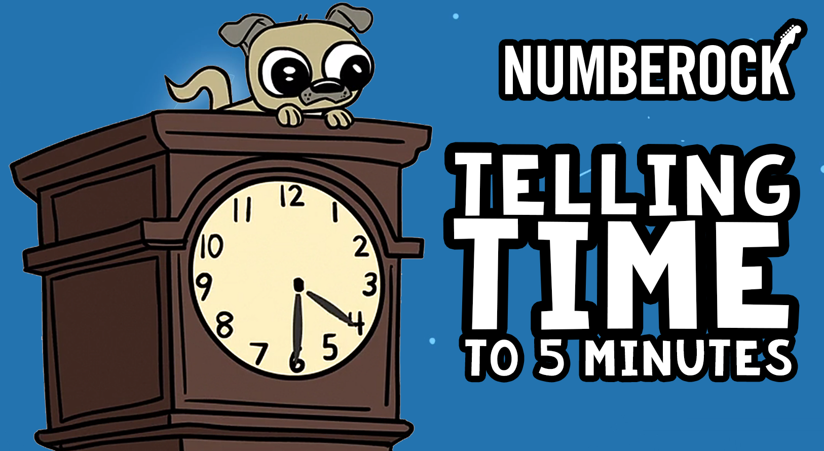 Telling Time To The Nearest 5 Minutes Song A Numberock Video Time Lessons Telling Time Anchor Chart Telling Time For Kids [ 890 x 1626 Pixel ]