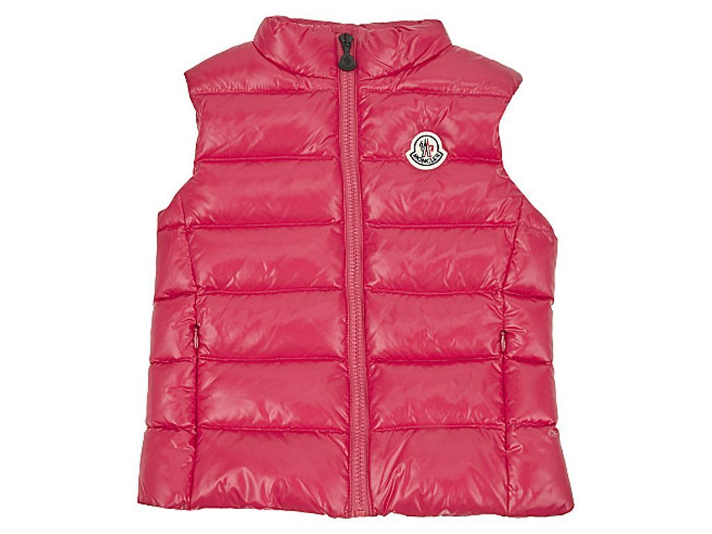 62911a8cc MONCLER Ghany goose down puffa gilet 4-14 years | Other products ...