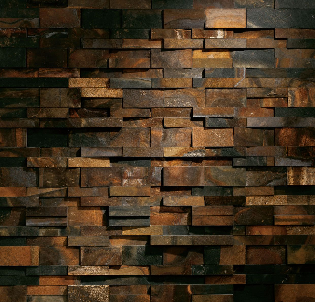 Interior Wall Covering Stone Look | Interior Wall Covering Panel / Stone  Look KALEIDOS : EVEREST