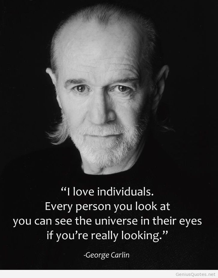 Carlsbad | Thoughts & Quotes | Individuality quotes, George ...