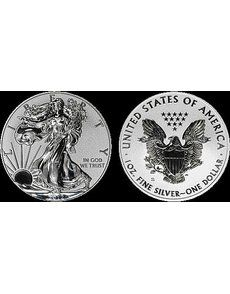 The Reverse Proof 2012-S American Eagle silver 1-ounce bullion coin continues to show healthy demand, with single uncertified examples bringing $165 in online auctions.