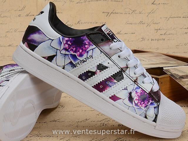 adidas superstar rose violet