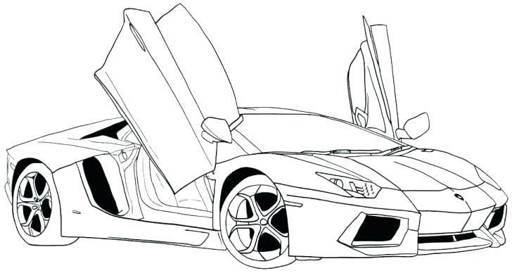 Lamborghini Coloring Pages Coloring Page Printable Coloring Pages