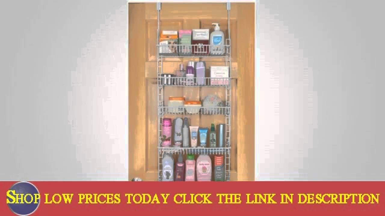 Pro Mart DAZZ Deluxe Over The Door Pantry Organizer, Large Is Cool