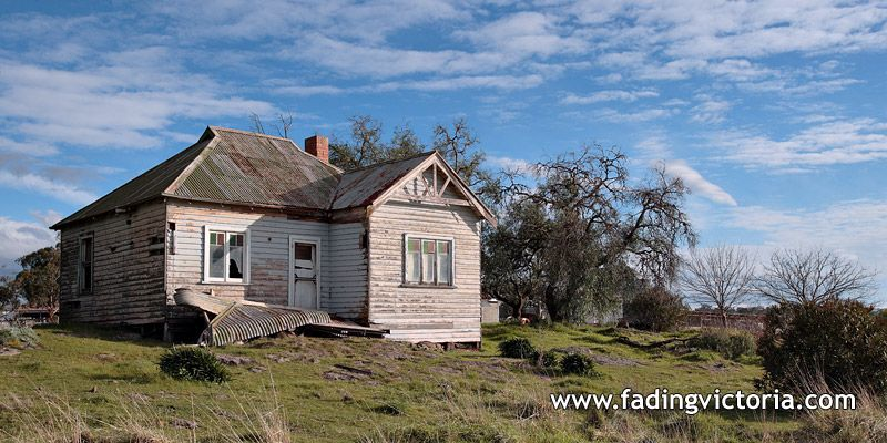 Weatherboard House Victoria Australia Abandoned Places