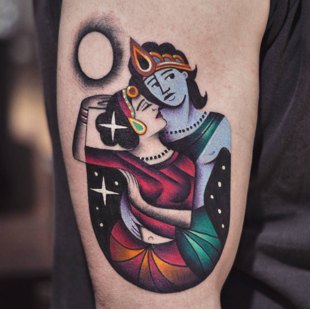 By David Côté, done at Imperial Tattoo Connexion, Montreal