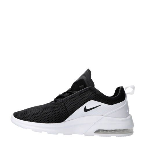 Air Max Motion 2 sneakers zwart/wit in 2020 - Nike sneakers ...