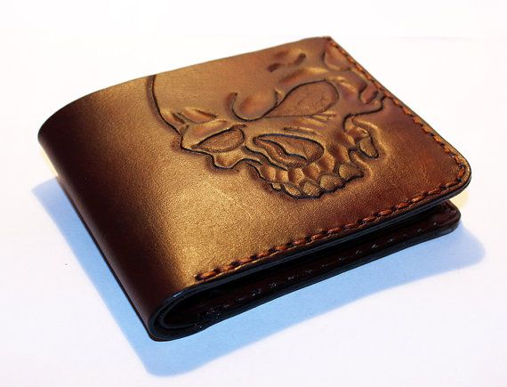 Material: leather Color: brown Size: length 11cm width 9cm There are 3 card slots inside  If you have any questions please write :)
