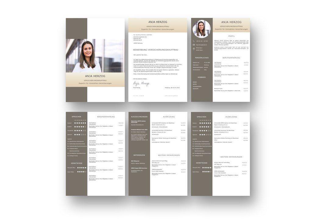 6 Seiten Cv Lebenslaufvorlage Fur Viel Berufserfahrung Highlights 6 Seiten Unterstutzt Europaische Lebenslauf Lebenslauf Design Vorlage Lebenslauf Design