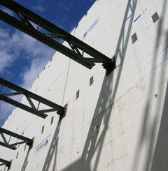 Icf Insulated Concrete Forms Bdcs Pinterest