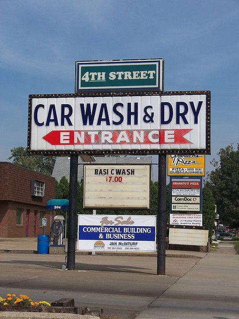 Oh New Philadelphia 4th Street Car Wash Dry Car Wash Street Cars 4th Street