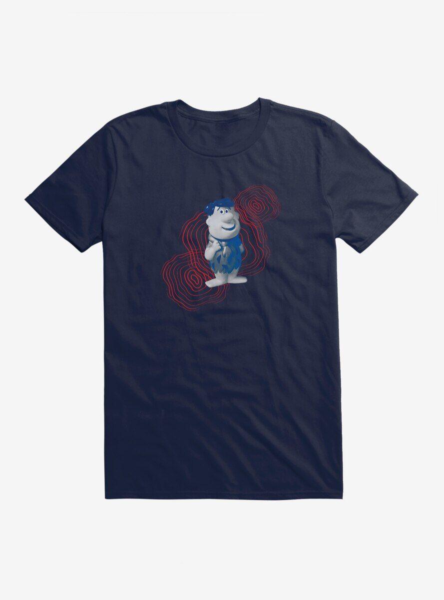 The Flintstones Topographic Fred T-Shirt