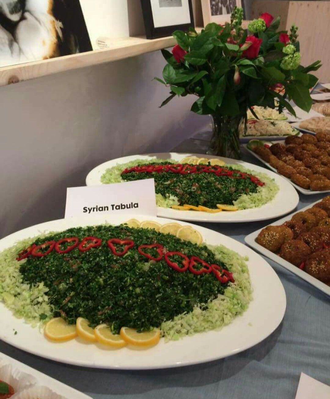 Syrian tabouli photo egyptian middle eastern cuisines syrian tabouli photo forumfinder Gallery