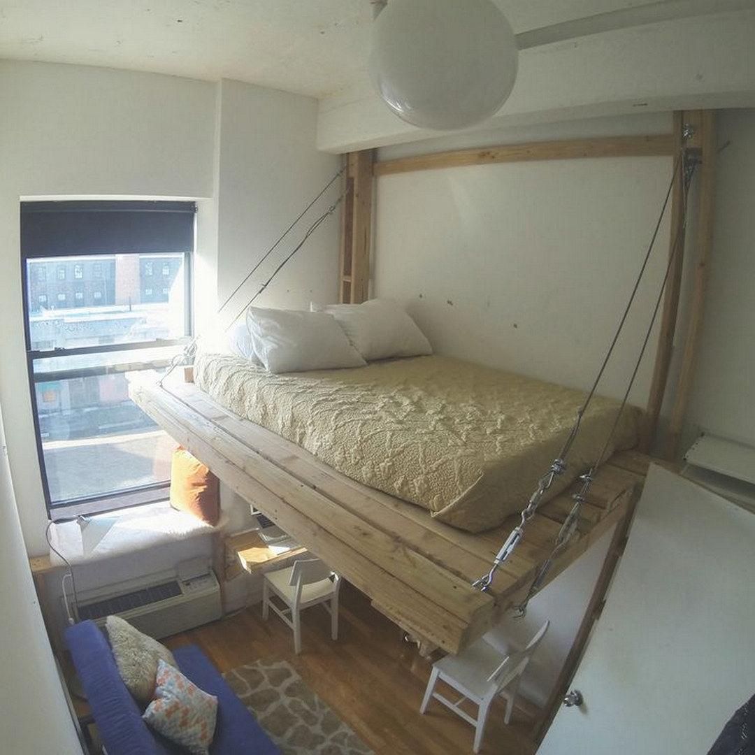 Loft bed design ideas   Amazing Hanging Bed Designs  Hanging beds Bed design and Bedrooms