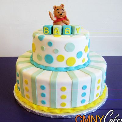 Baby Shower Cake Ideas For The Event Pinterest Shower Cakes