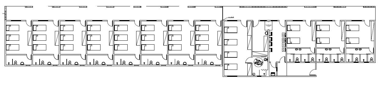 Projeto Comunidade Terapêutica Despertai, Águas Lindas de Goias  #ArquitetoJulianderson