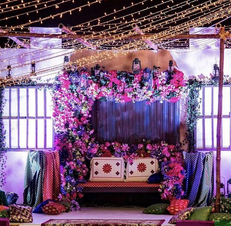 Celebrity Wedding Locations: Pin By Mariam🐼 On Henna Night