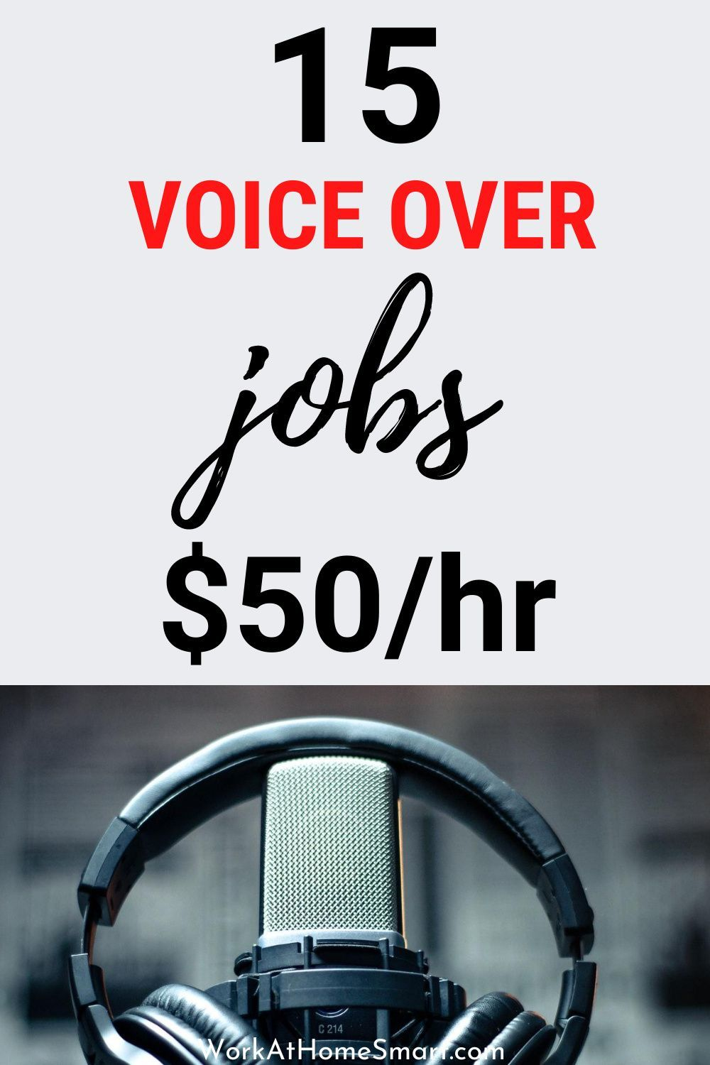 15 voice over jobs from home for beginners no
