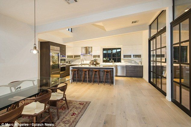 Lea Michele drops $3m on a Brentwood mansion with a two-story gym ...